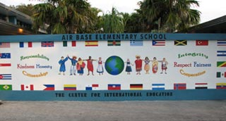 Air Base K-8 Center for International Education