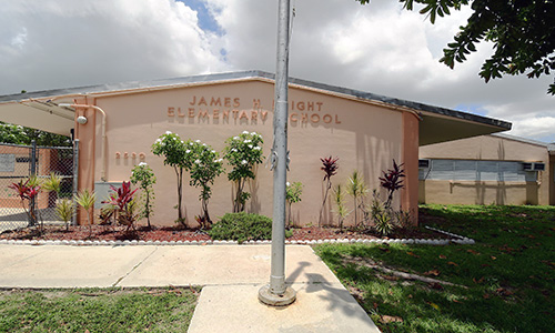 James H. Bright/J.W. Johnson Elementary