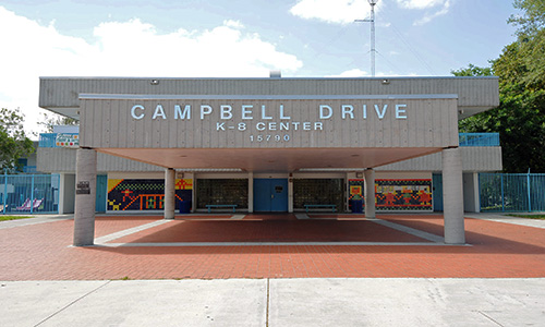 Campbell Drive K-8 Center