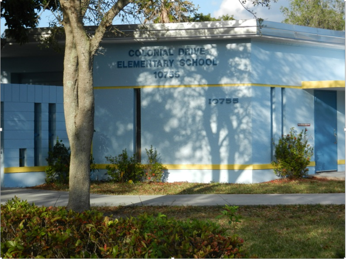 Colonial Drive Elementary