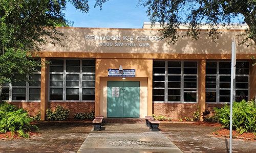 Kenwood K-8 Center