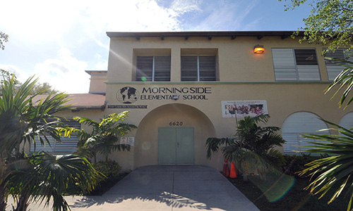 Morningside K-8 Academy