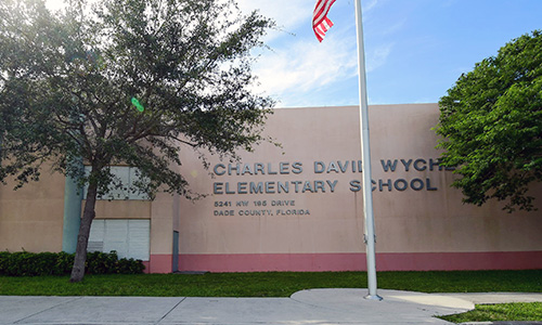 Charles D. Wyche, Jr. Elementary