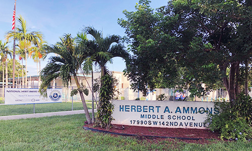 Herbert A. Ammons Middle