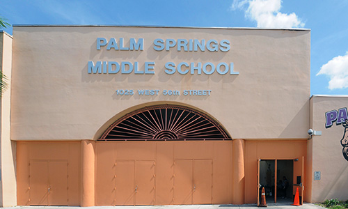 Palm Springs Middle