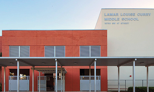 Lamar Louise Curry Middle