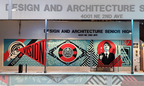 Design and Architecture Senior High (DASH)
